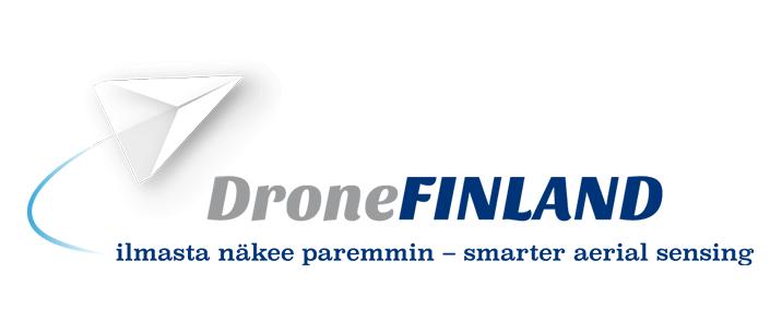 Dronefinland logo