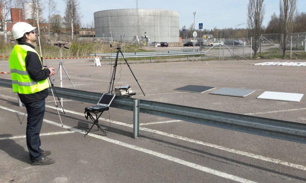 Drone-kampanjan maastotuen härveleitä